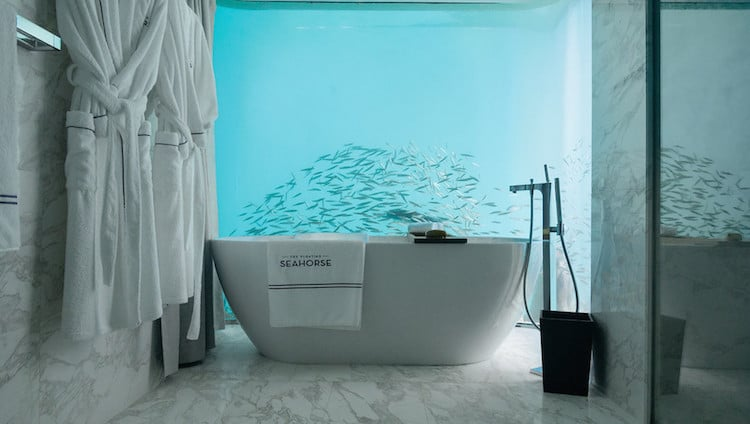 Underwater Homes Underwater House Dubai The Heart of Europe Floating Seahorse