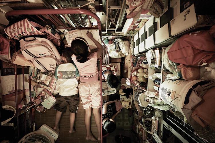 hong kong coffin cubicle