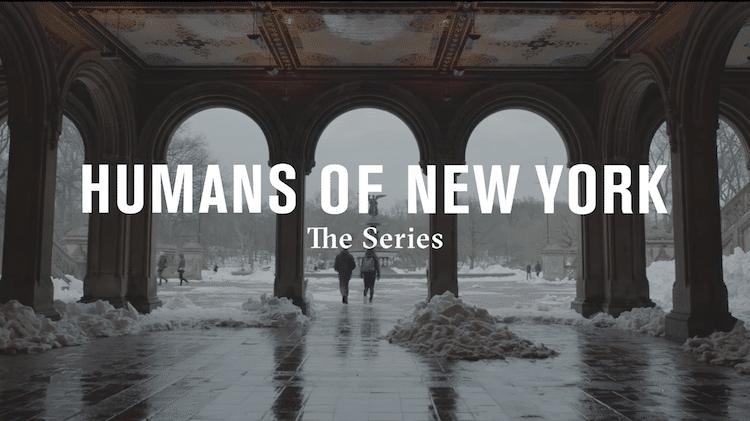 Humans of New York Facebook Docuseries