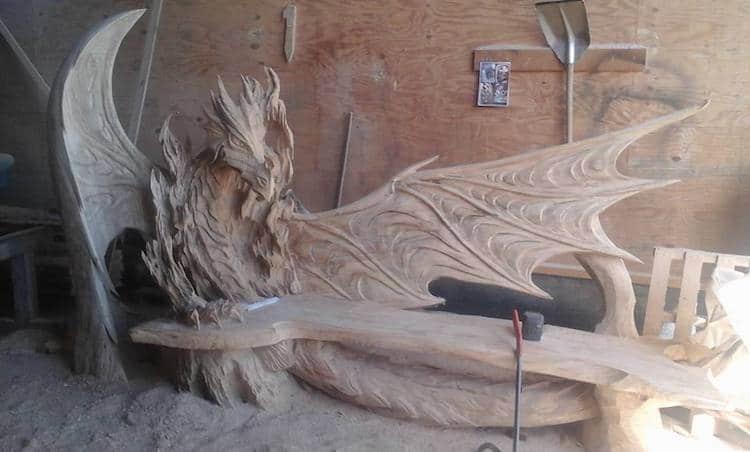 Картинки по запросу dragon bench igor