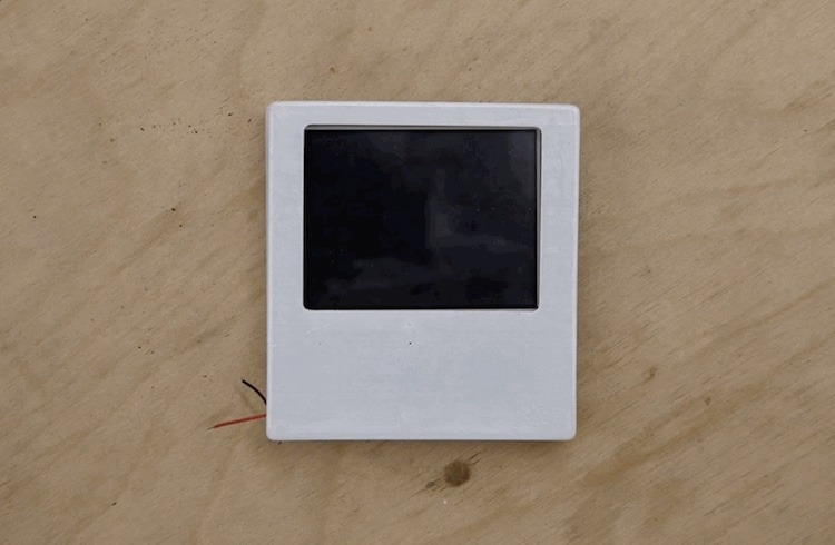 Digital Polaroid DIY Camera