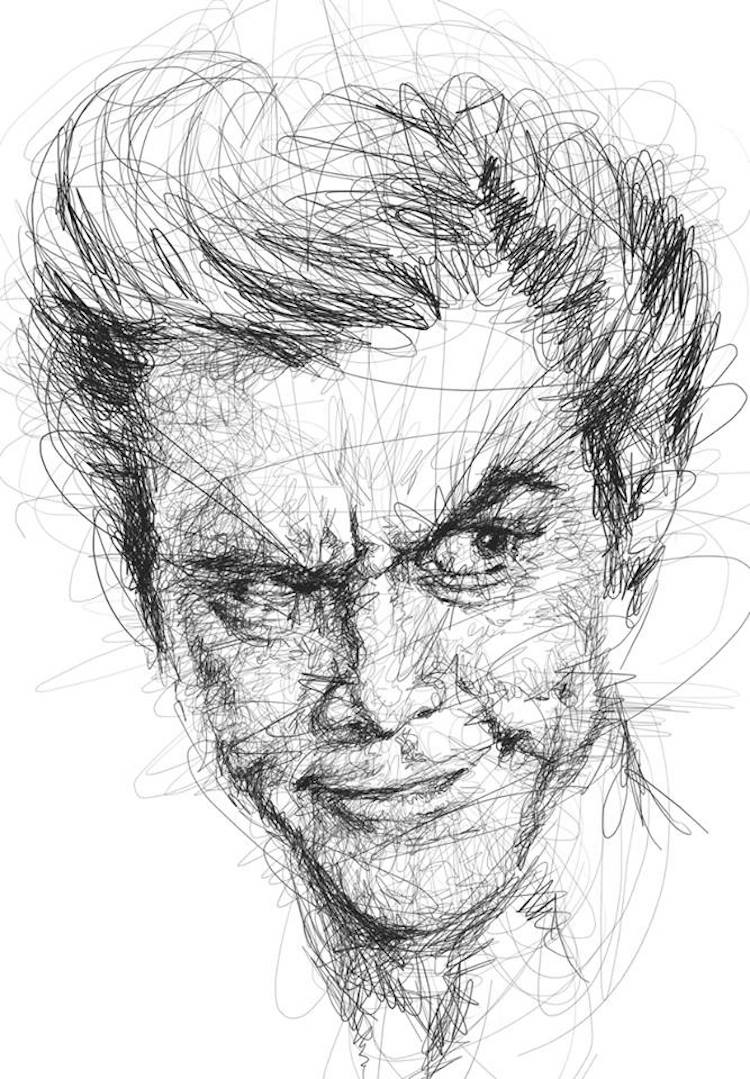 Jim Carrey Fan Art