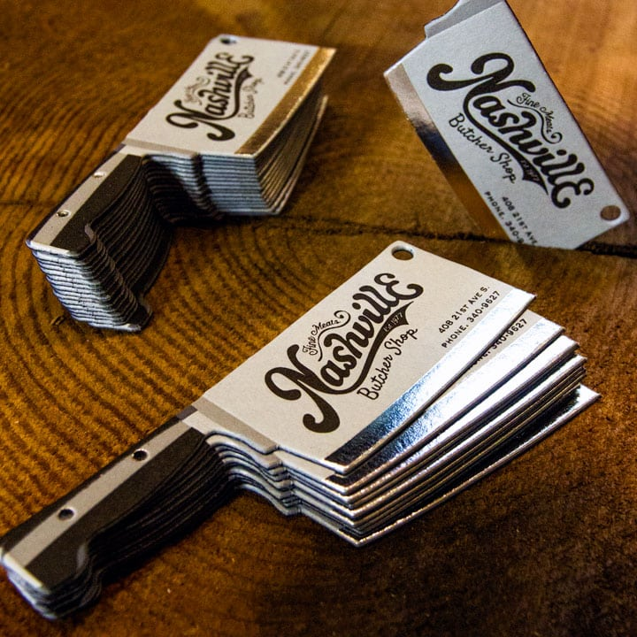 30 cool business card ideas that will get you noticed business card design ideas reheart Gallery