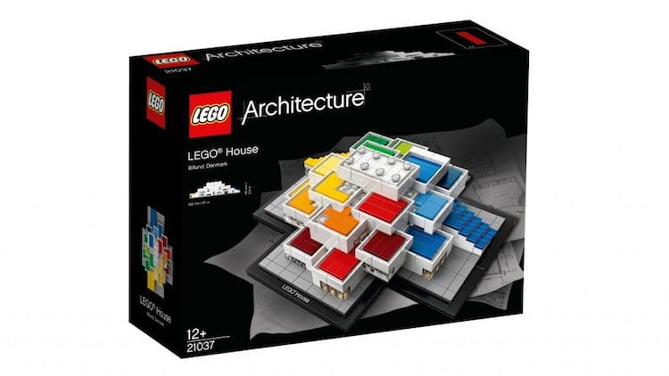 New LEGO House Kit for LEGO Architecture Enthusiasts on Sale