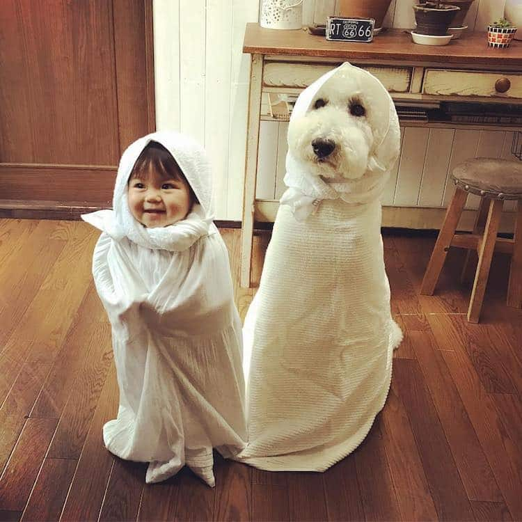 Adorable Kids and Pets