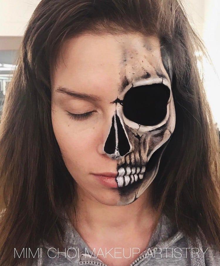 Optical Illusions Makeup