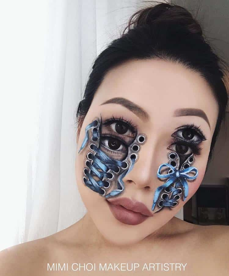 3D Makeup by Mimi Choi
