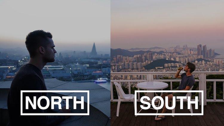 North Korea vs South Korea Jacob Laukaitis