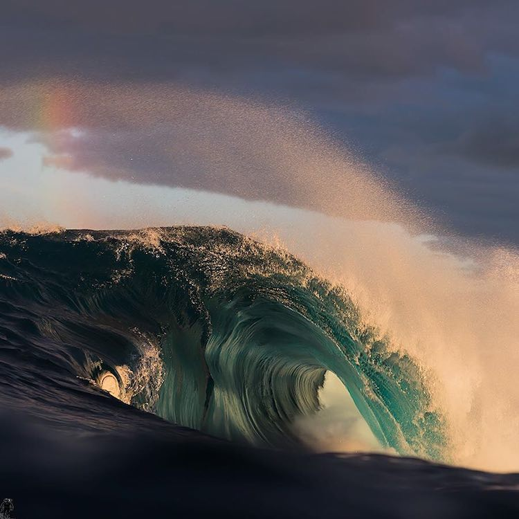 Ocean Wave Photography Matt Burgess