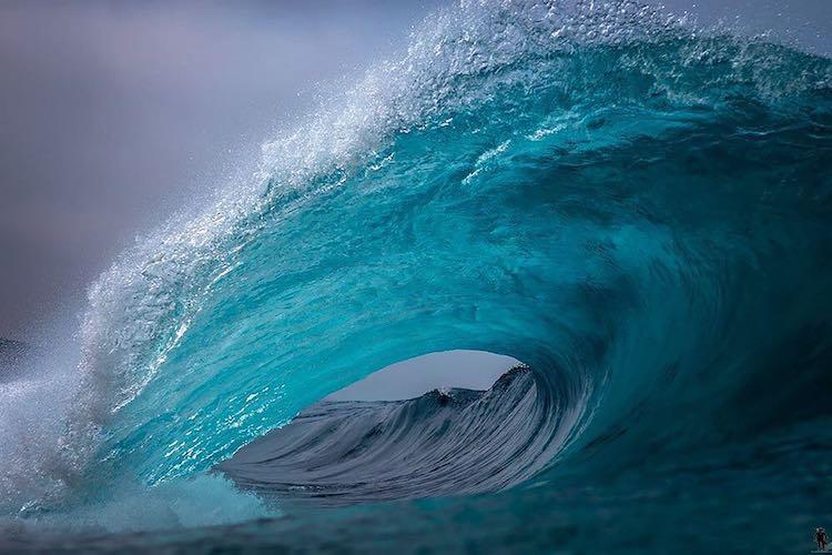 Fotos de olas por Matt Burgess