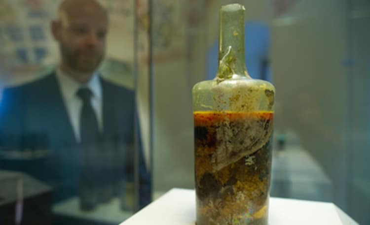 Oldest Bottle of Wine