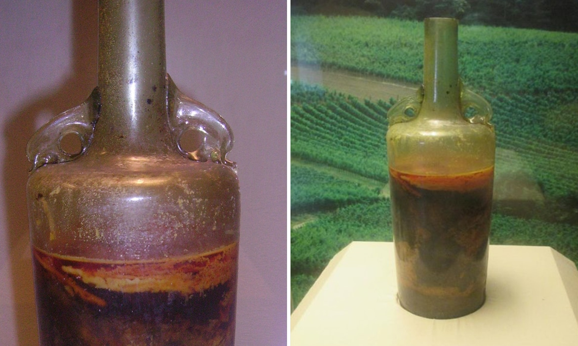 World's Oldest Bottle of Unopened Wine