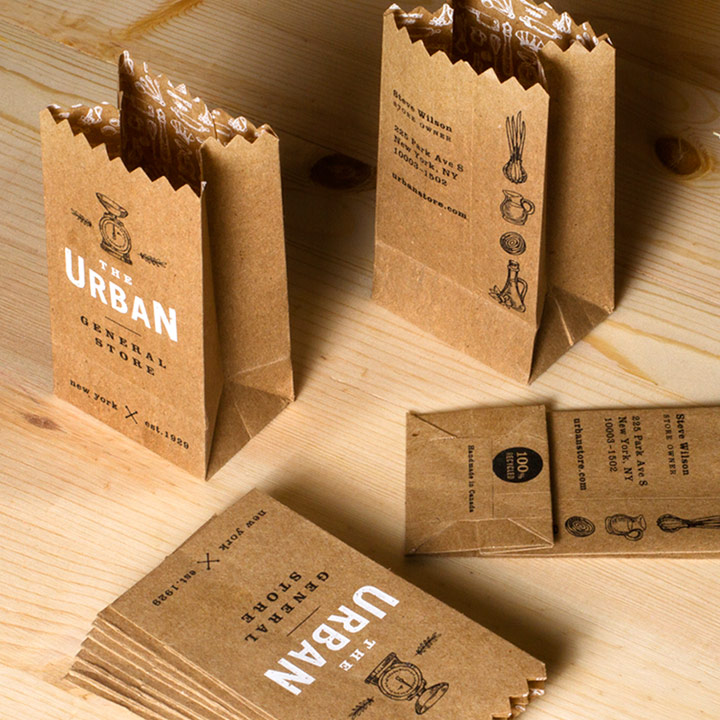 30+ Cool Business Card Ideas That Will Get You Noticed