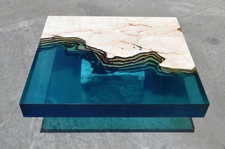 Resin Art That Captures The Dazzling Material S Versatility