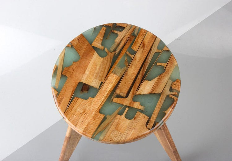 Resin Art Resin Furniture