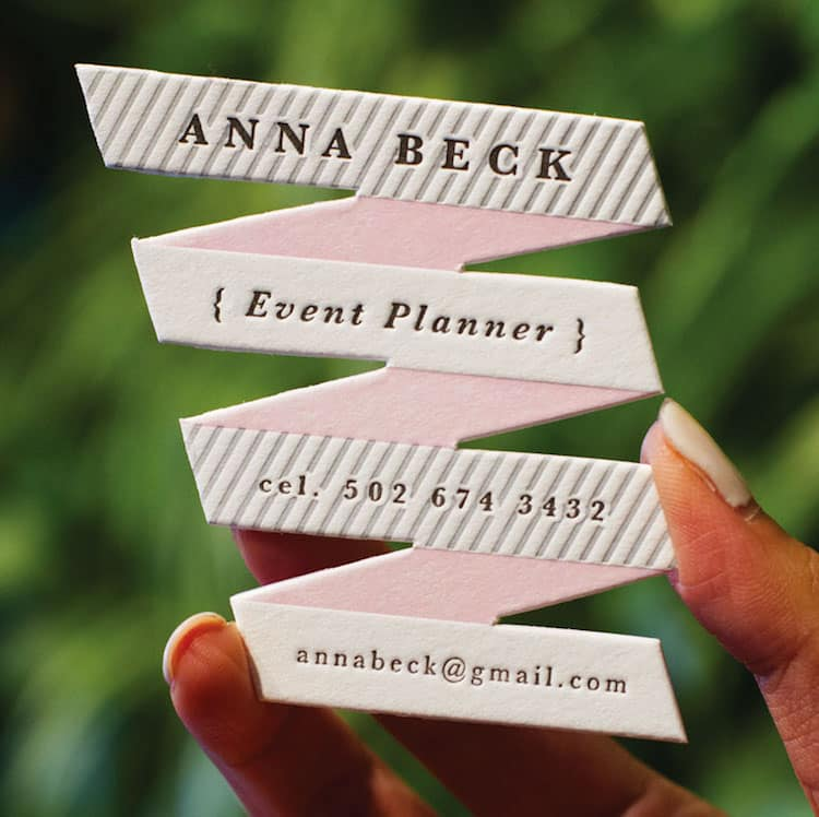 business card design ideas - Unique Business Card Ideas