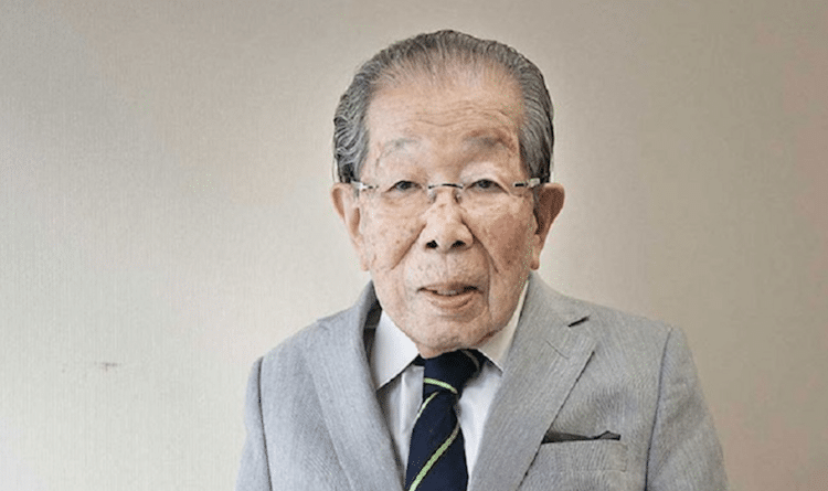 Dr. Shigeaki Hinohara Longevity Long Life