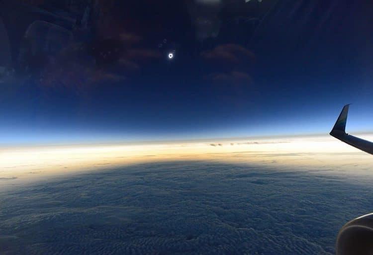 Photos of Solar Eclipse