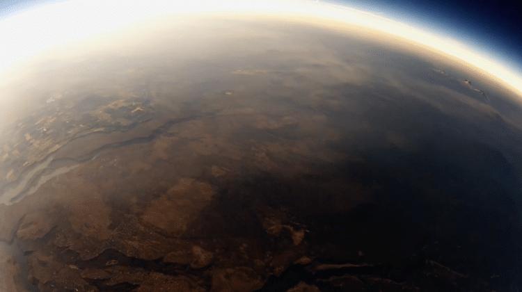 2017 eclipse high altitude balloon