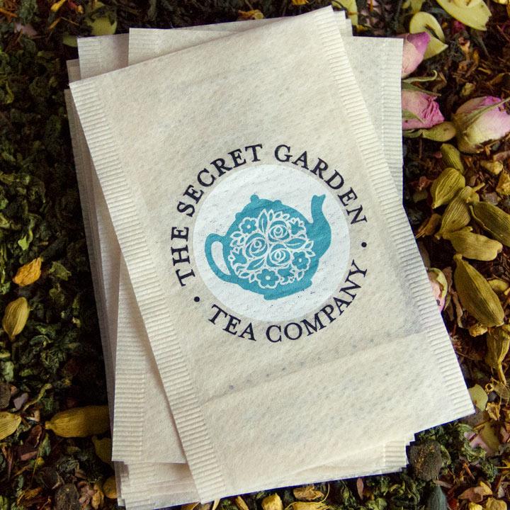 Cool Business Card Designs Tea Bags