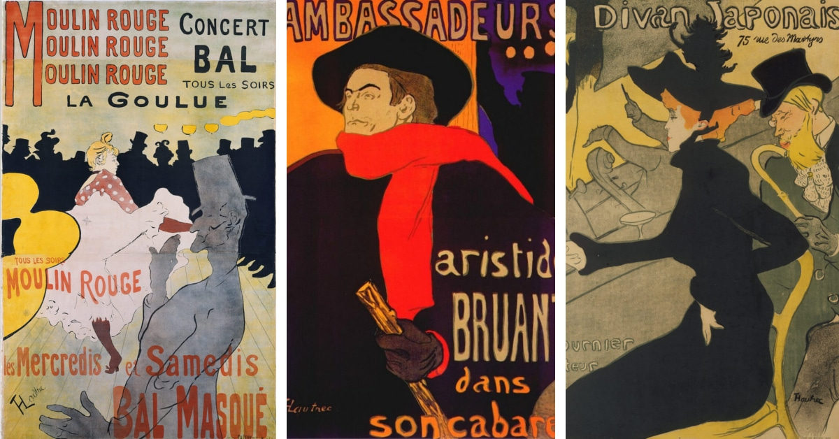 Toulouse-Lautrec Posters: How His Graphic Prints Captured