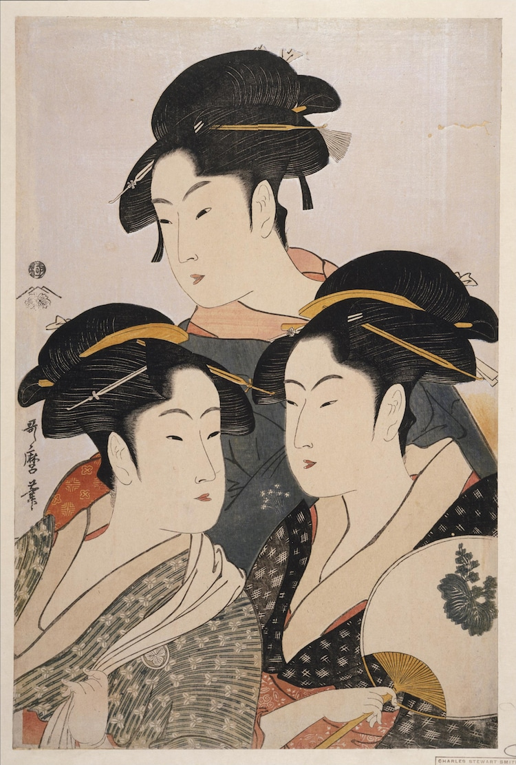 Ukiyo-e Japanese Woodblock Print History