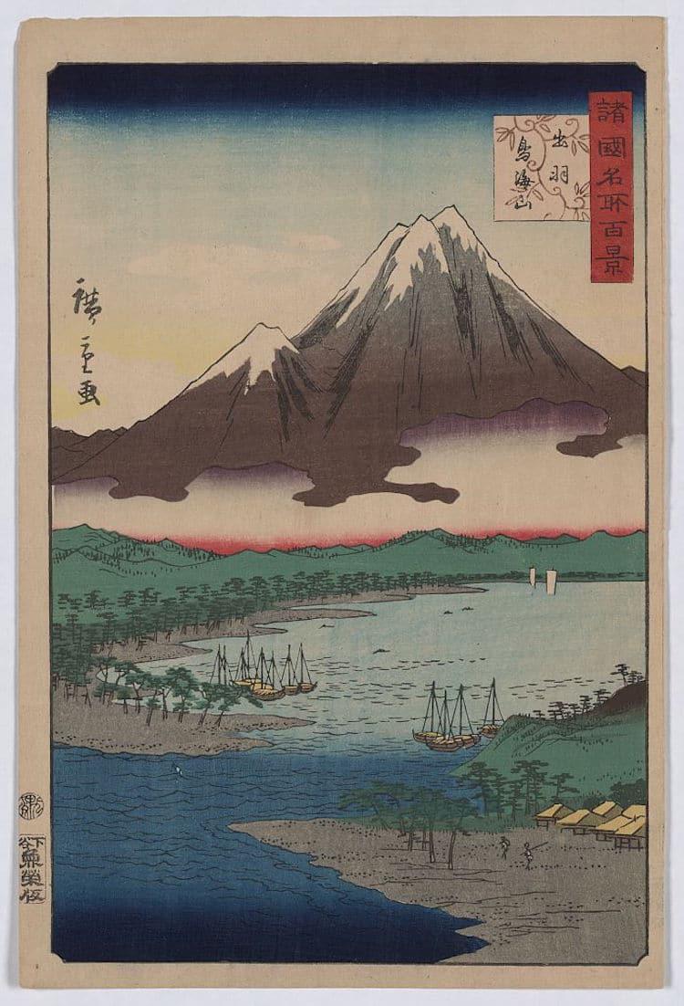 estampa japonesa ukiyo-e
