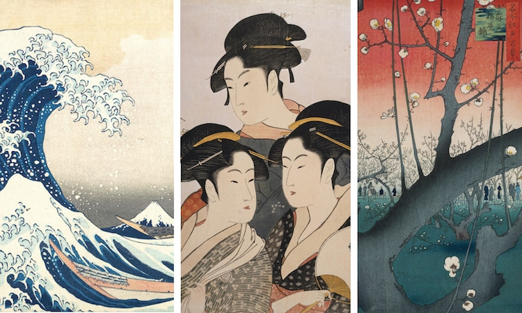 ukiyo e japanese prints the history of japanese woodblock