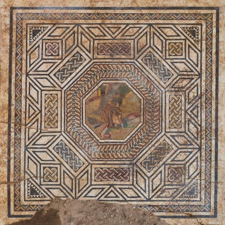 vienne archeological site little pompeii