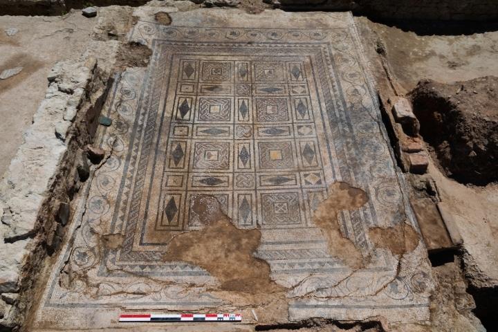 ancient roman neighborhood vienne