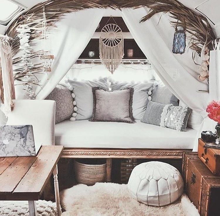 Vintage Camper Remodel Ideas