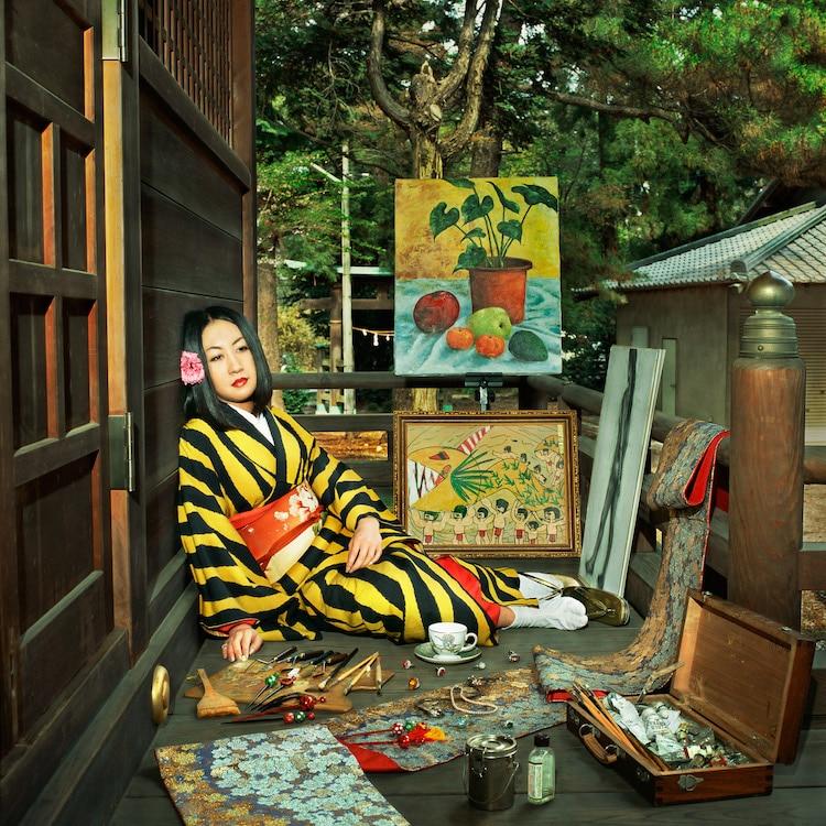 New Reading Portrait Mami Kiyoshi