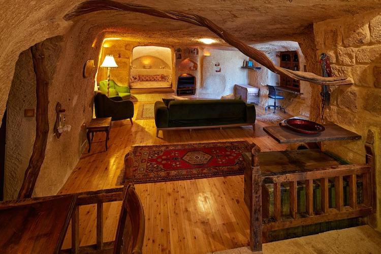 cappadocia hotels cave hotel