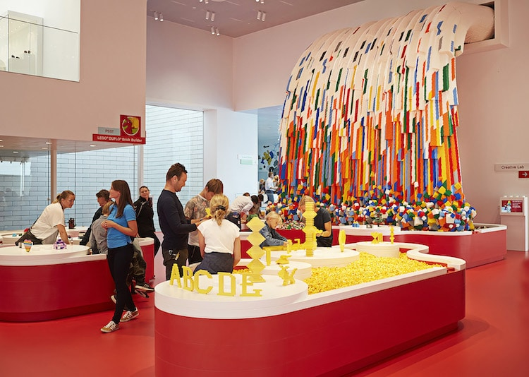LEGO House Grand Opening