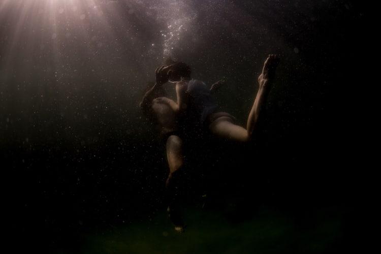 Michaela Skovranova / Mishku / Underwater photography