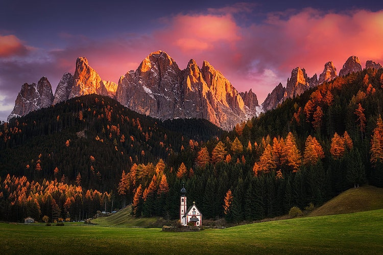 landscape photography tips albert dros