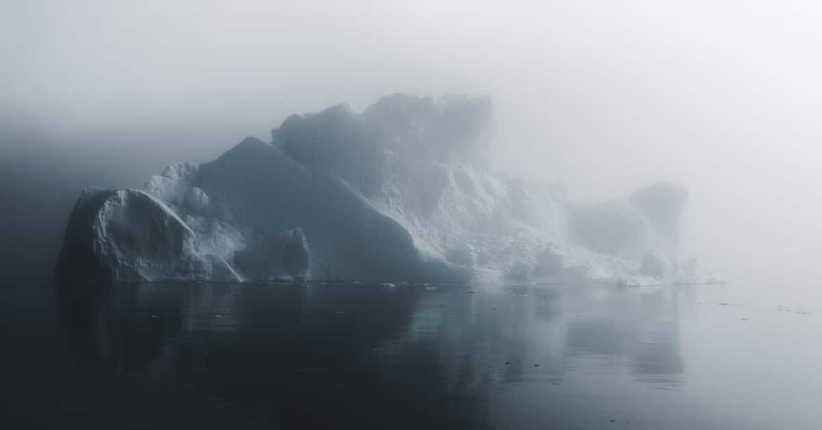 Greenland Photos Capture the Ghostly Stillness of Arctic ...
