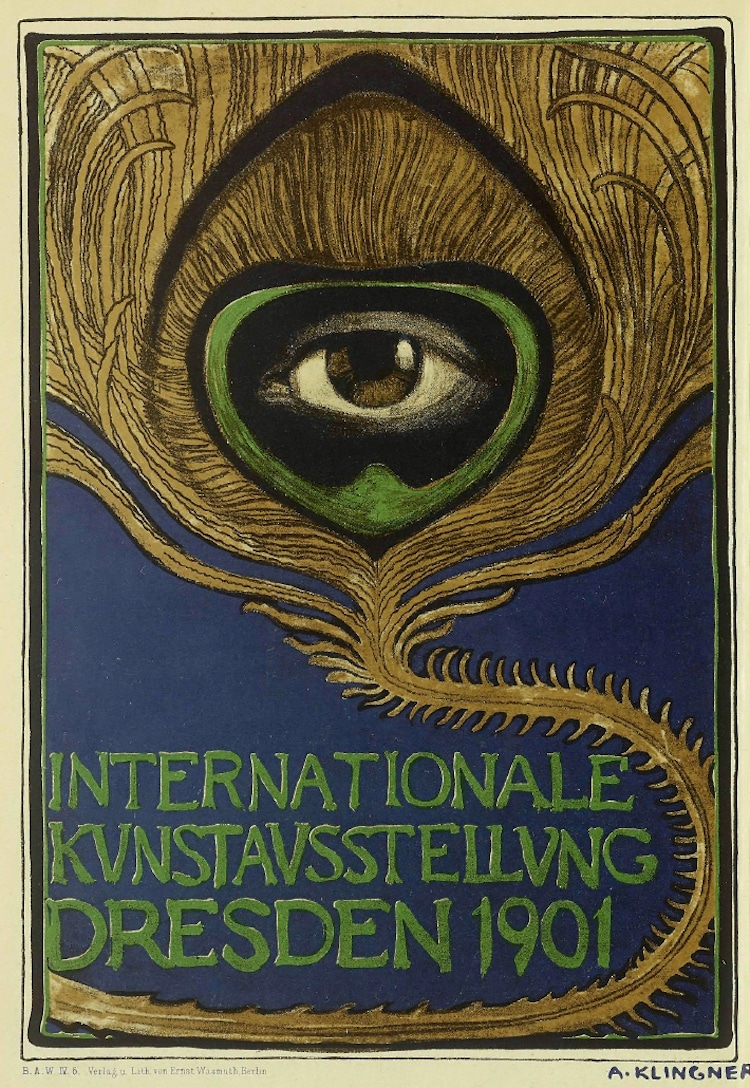 Beautiful Vintage Art Nouveau Posters From The Turn Of The