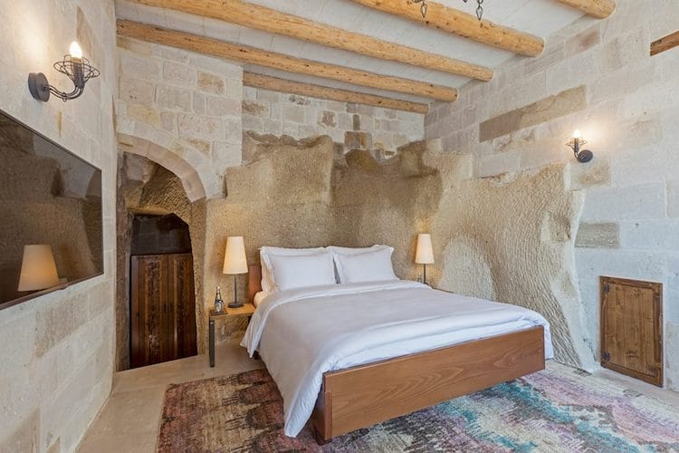 Cappadocia Cave Hotels That Transform Ancient Homes Into