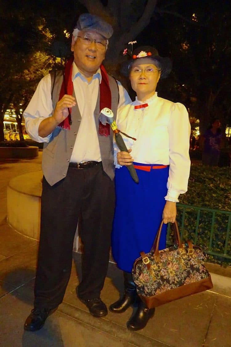 mary poppins and bert relationship goals