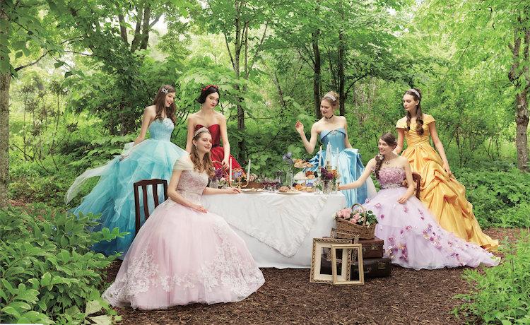 Disney Wedding Dresses Will Make Any Bride Feel Like A Princess