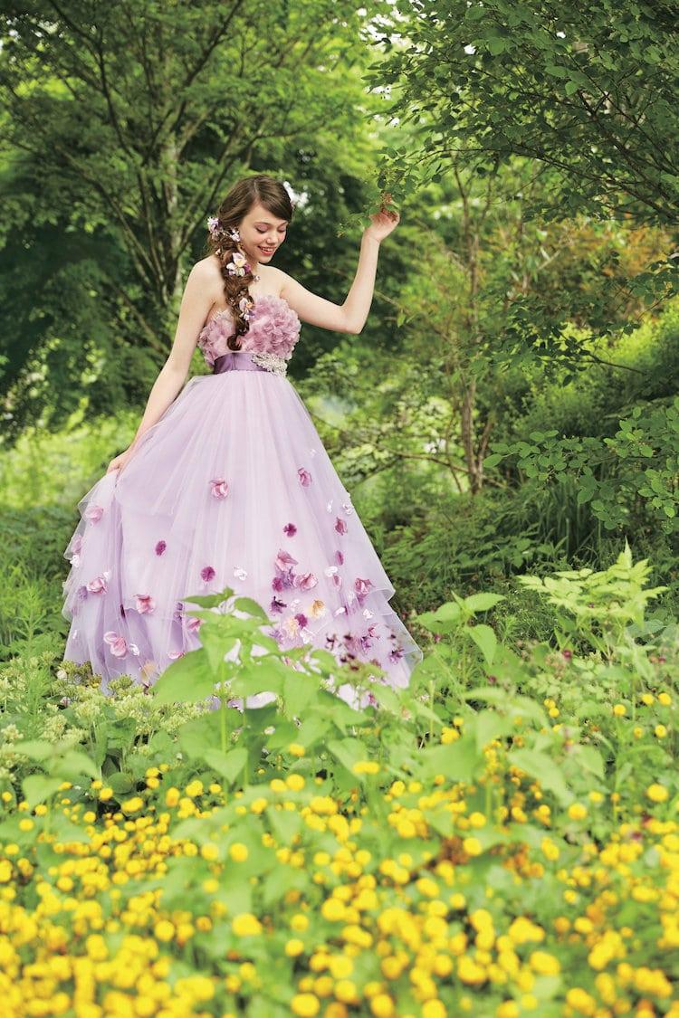 Vestido de Novia de Disney