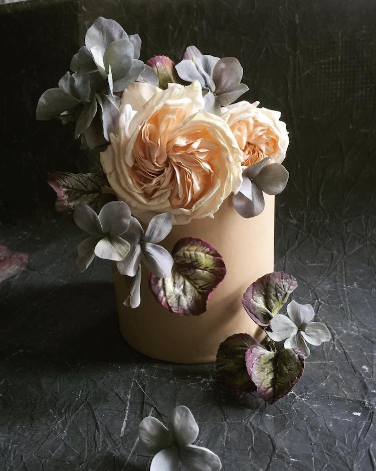 Ideas para Decorar Pasteles Pastel de Flores Maggie Austin