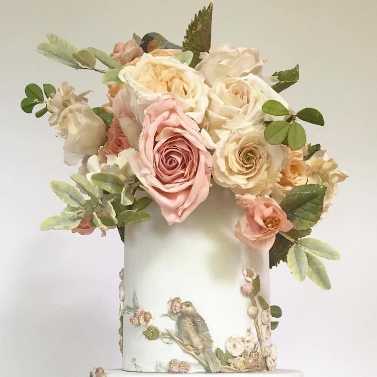 Cake Flowers by Maggie Austin
