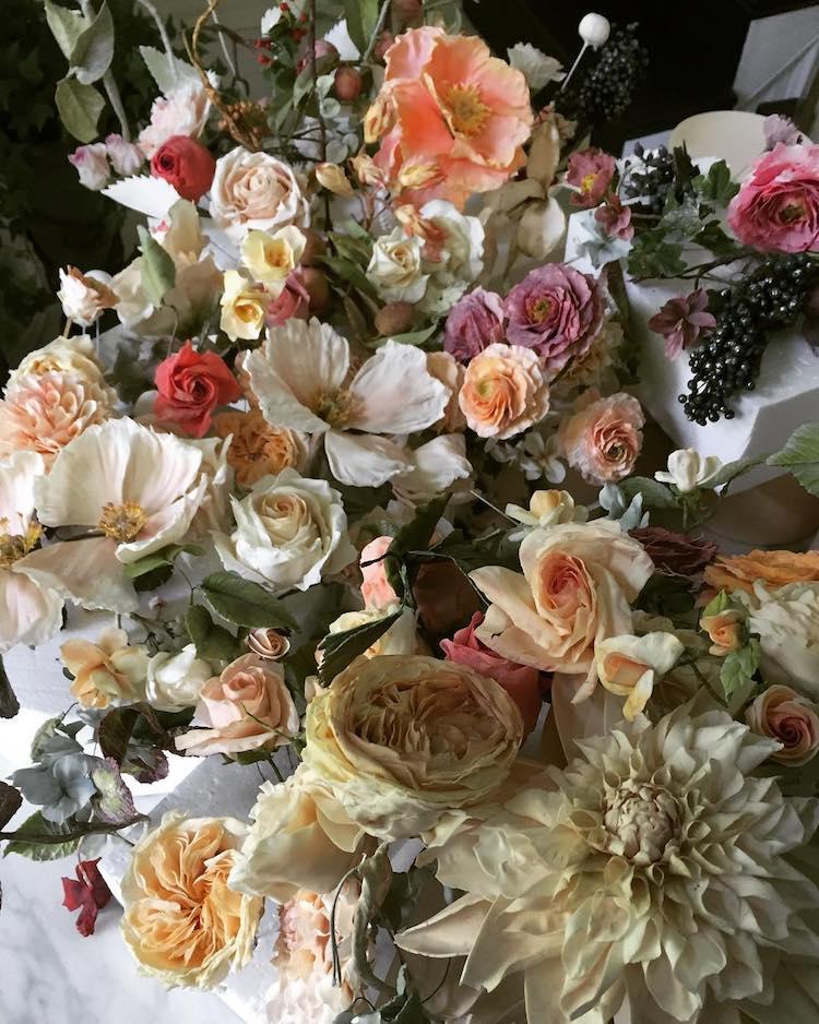 Sugar Flowers by Maggie Austin