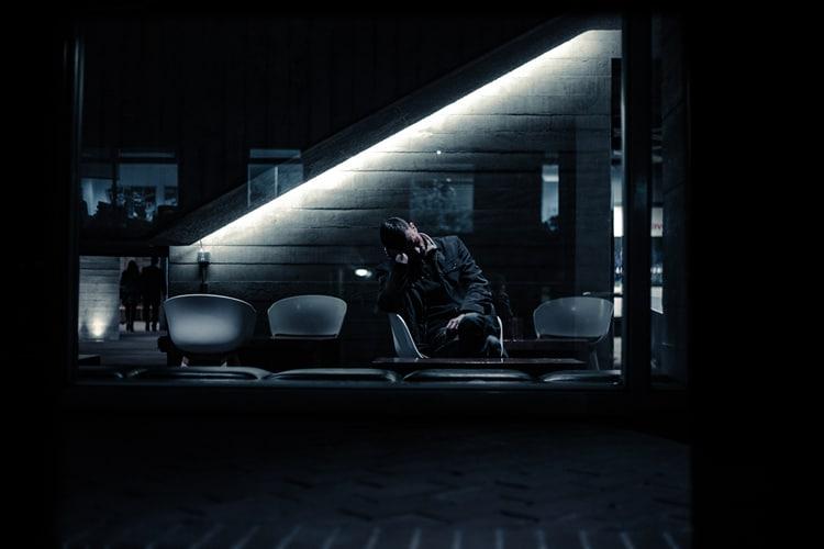 Edo Zollo London Night Photography