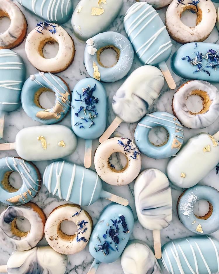 Food Art Cake Pops