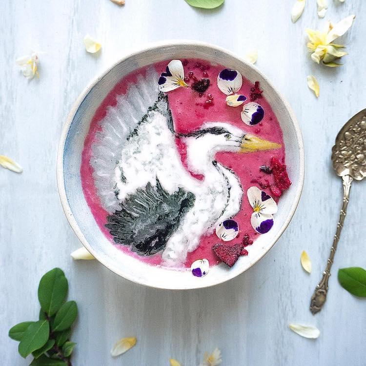 Food Art by Hazel Akariya