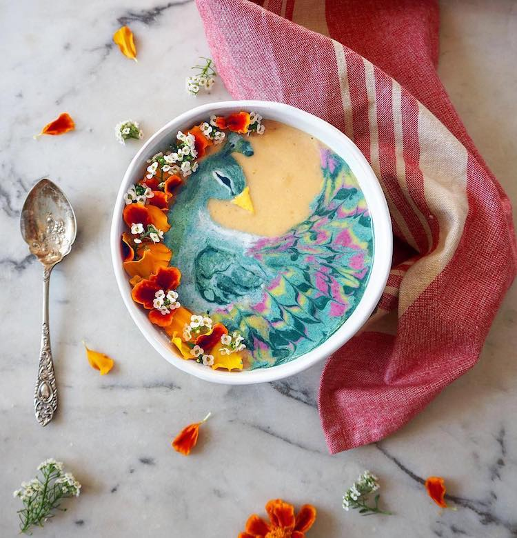 Food Art by Hazel Akariya