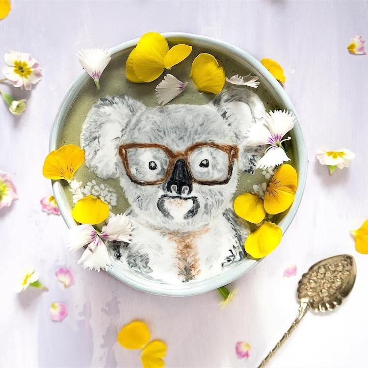 The Art of Food by Hazel Akariya